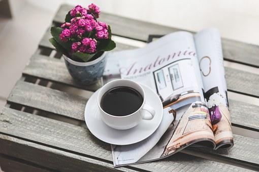 krant-koffie