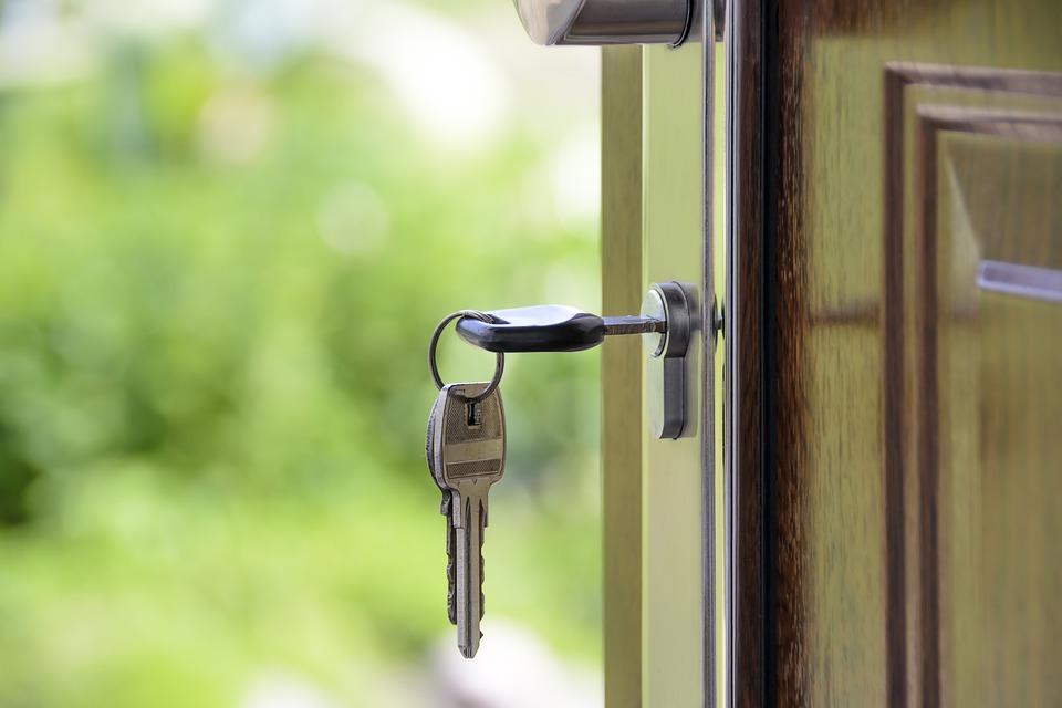 deur sleutel